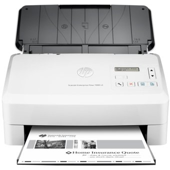 HP SCANJET ENTERPRISE FLOW 7000 75PPM