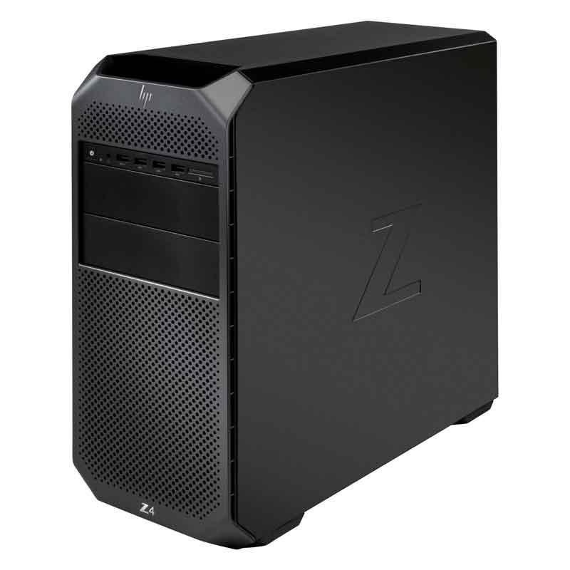 HP Z4 G4 XEON W-2102 NOGRAPHIC 8GB 1TB W10P FW