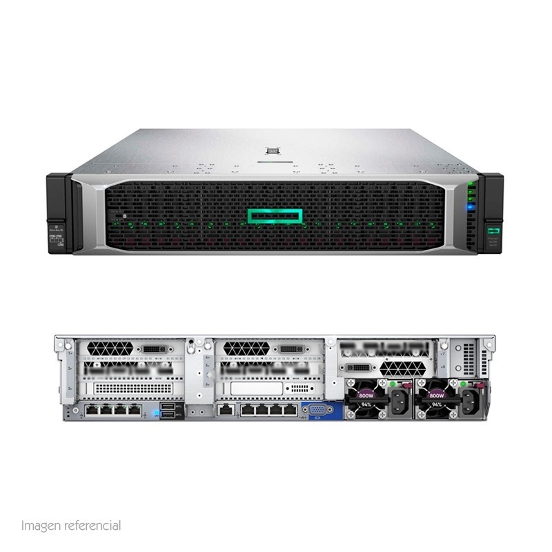 HPE PROLIANT DL380 GEN10 6130 1P 64G 8SFF WW SVR