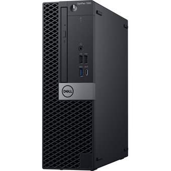 DELL OPTIPLEX 7060 SFF I7-8700 8GB 1TB DVD-RW W10P