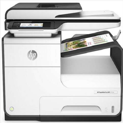 HP PAGEWIDE PRO MFP 477DW 55PPM USB WIFI