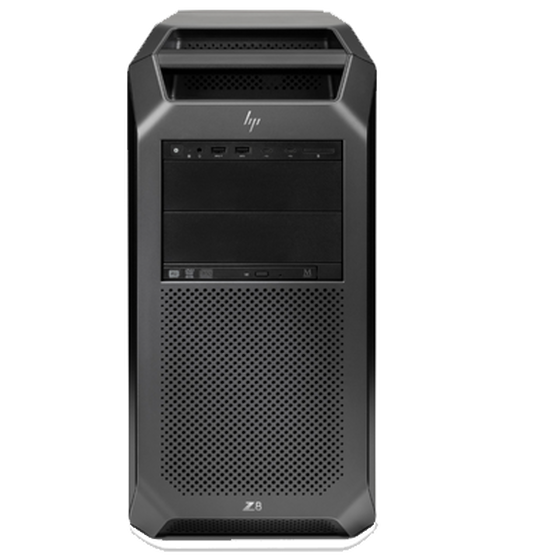 HP Z8 G4 XEON 3106 P620-2G 16GB 1TB W10P FW PLUS