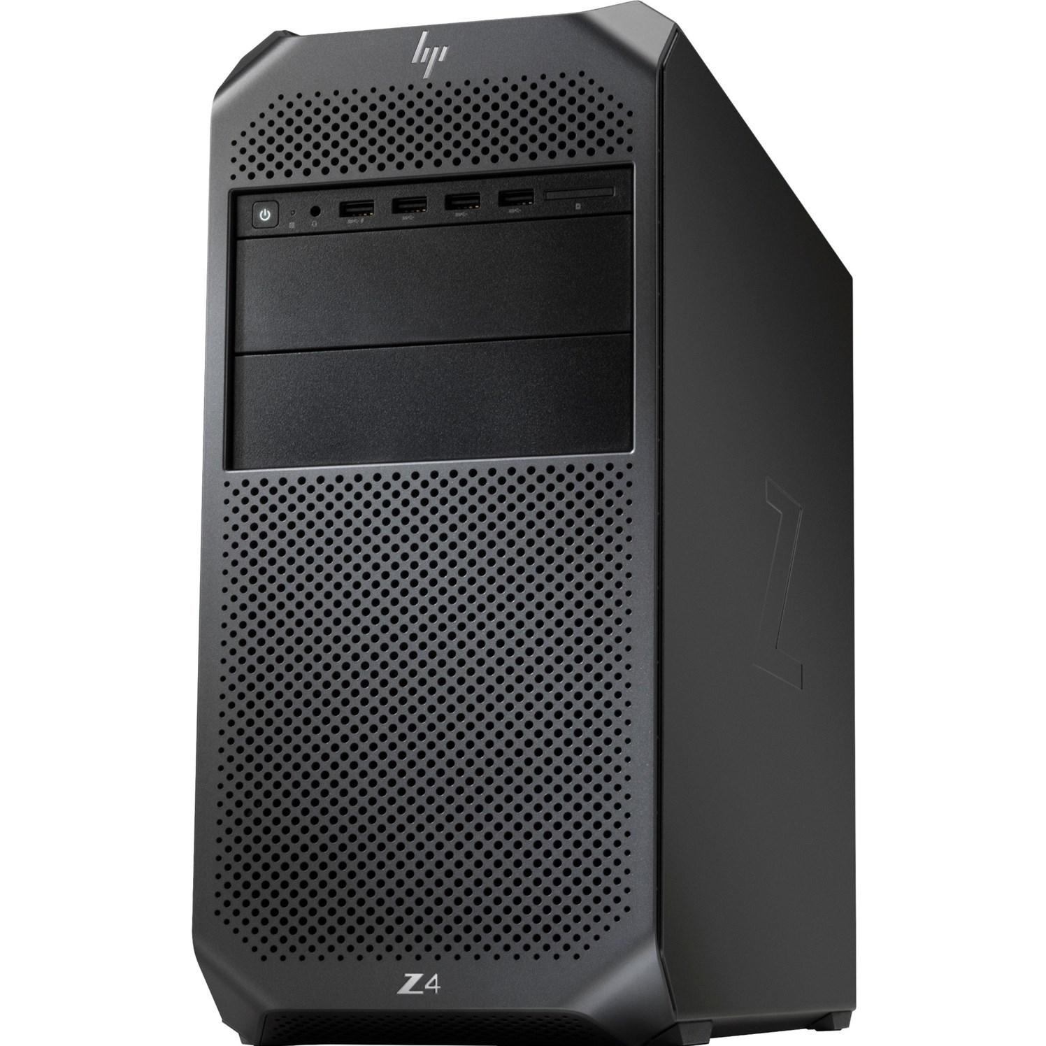HP Z4 G4 XEON W-2102 P620-2G 8GB 1TB W10P FW