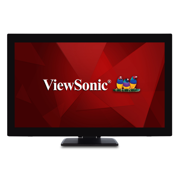 MONITOR VIEWSONIC TOUCH 27 10POINT 1920X1080 HDMI VGA USB