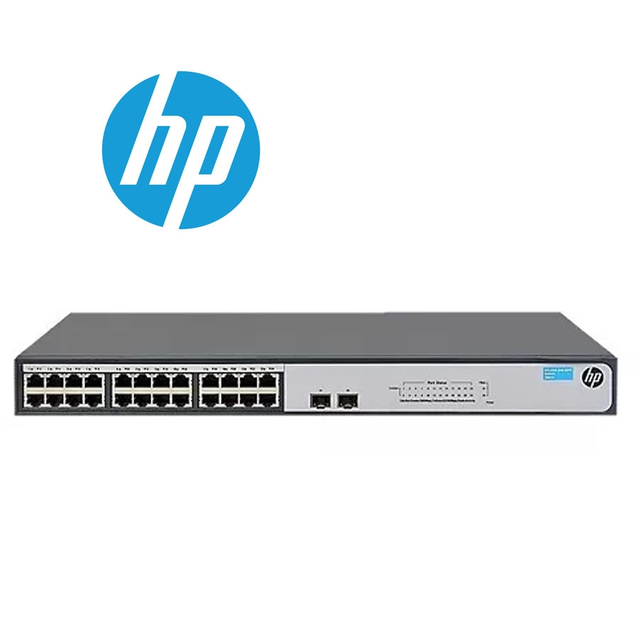HPE ARUBA 1420 24G 2SFP SWITCH 10/100/1000 POE+