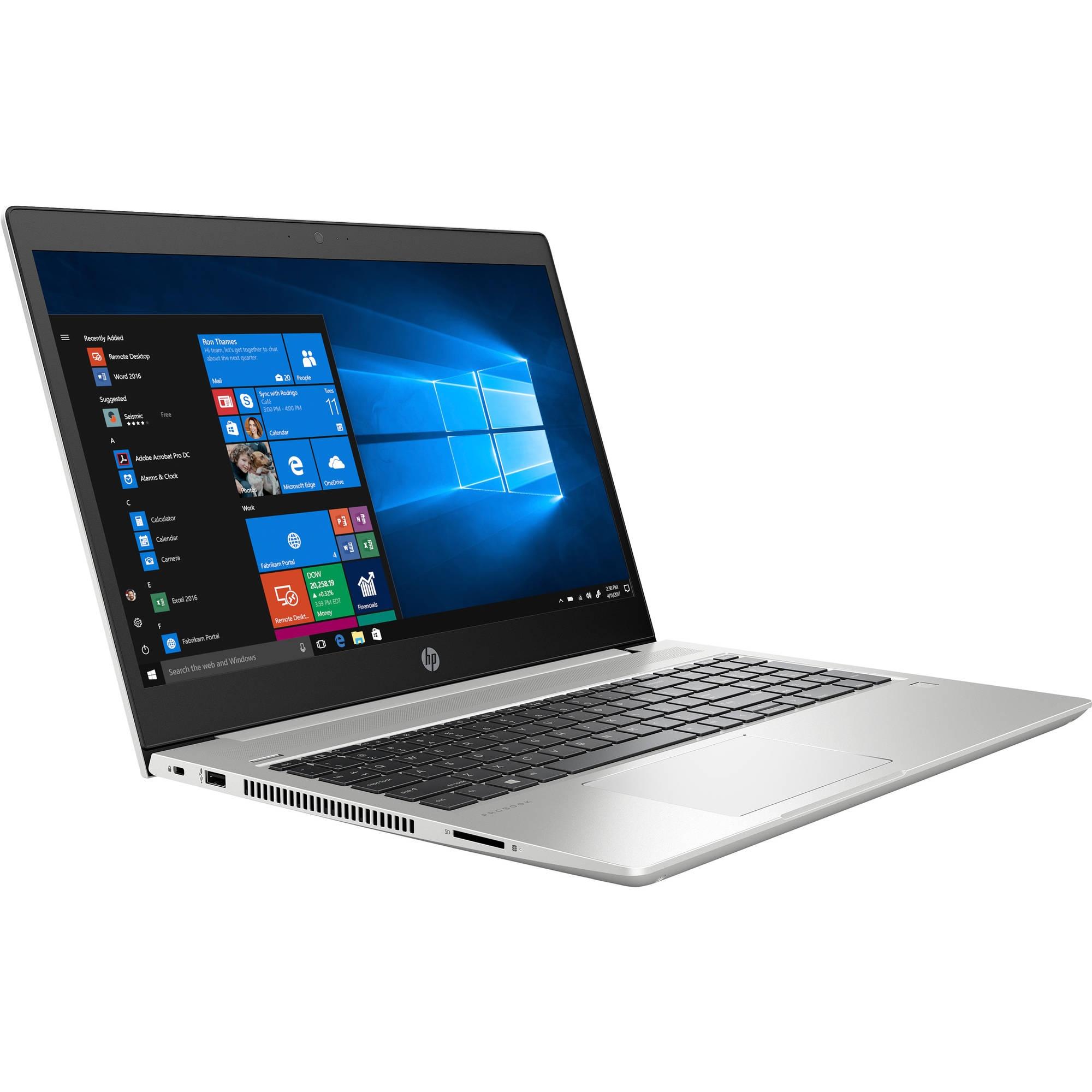 HP PROBOOK 450 G6 I7-8565U 1TB 8GB 15.6 W10P