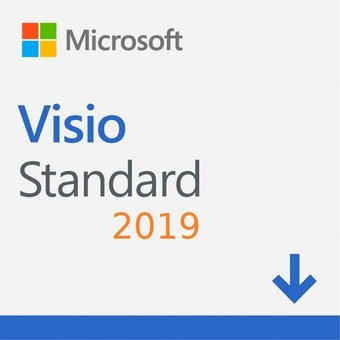 MICROSOFT ESD VISIO ESTANDAR 2019 WIN ALL LANGUAJES
