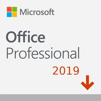 MICROSOFT ESD OFFICE PROFESSIONAL 2019 ALL LANGUAJES