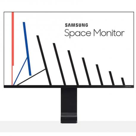 MONITOR SAMSUNG 27 2560X1440 144HZ MDP HDMI PLANO