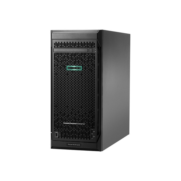 HPE PROLIANT ML110 G10 XEON BRONZE 3106 1.7GHZ 16GB HS 3.5 GIGE
