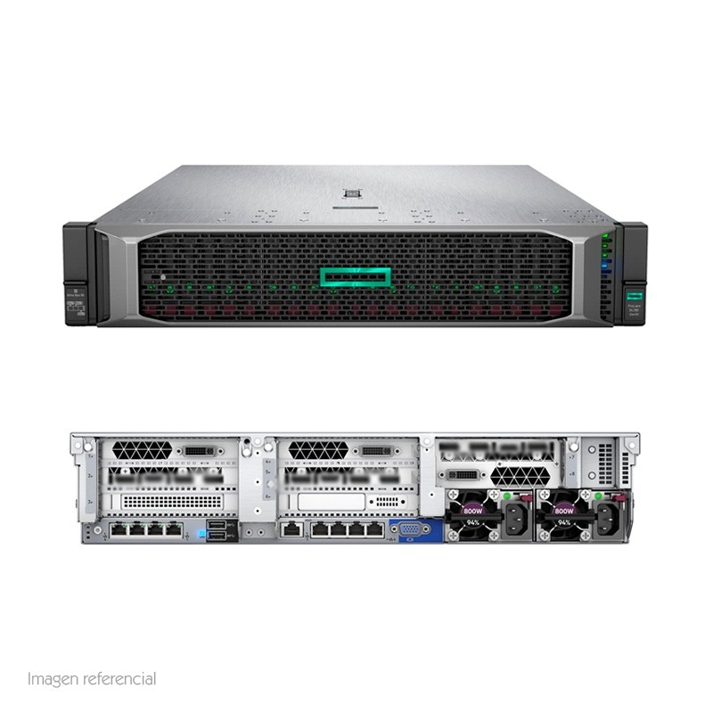 HPE PROLIANT DL385 GEN10 7301 1P 16GB 8SFF SVR