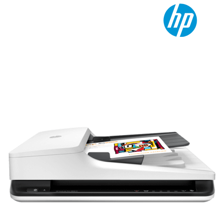 HP SCANJET PRO 2500 F1 FLATBED SCANNER 20PPM